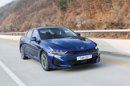 Cận cảnh mẫu xe mới của Kia - kẻ đe doạ Mazda6