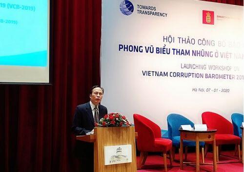 Tham nhũng - vấn đề đáng lo ngại thứ tư của người dân Việt Nam