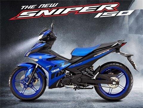 Yamaha Exciter 150 2020 có biến thể mới đẹp mê ly, giá hấp dẫn khiến fan phát cuồng