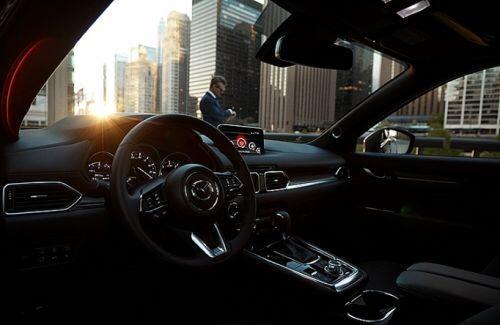 Mazda CX 8 Deluxe – Lựa chọn SUV 7 chỗ dưới 1,1 tỷ đồng