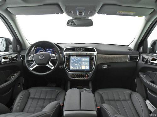Là bản sao nhưng Beijing BJ90 có giá cao hơn Mercedes GLS 7.500 USD