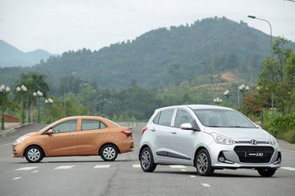 Hyundai Grand i10 khẳng định vị thế tuyệt đối so với Kia Morning, Toyota Wigo