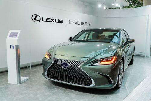 Lexus LS500h bản đặc biết có giá cao nhất hơn 8,8 tỷ đồng