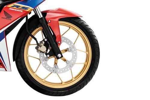 Cận cảnh xe côn tay Honda vừa ra mắt với giá hơn 46 triệu, 'đe nẹt' Yamaha Exciter