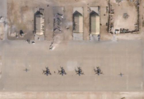 Ảnh vệ tinh hé lộ thiệt hại tại 2 căn cứ Mỹ ở Iraq bị Iran trút tên lửa đạn đạo