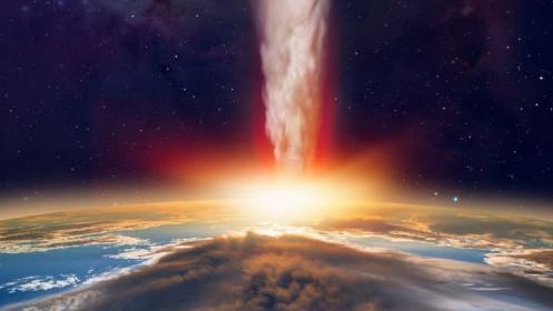 Cao nguyên ở Lào - nơi phát hiện có hố khổng lồ do va chạm thiên thạch hàng trăm ngàn năm trước