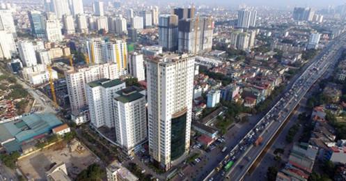 Dự báo giá bất động sản tăng nhẹ