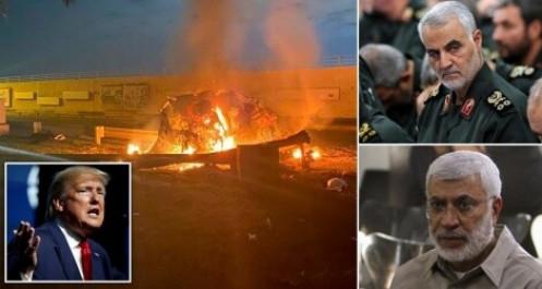 Thủ lĩnh phiến quân Shi'ite chỉ trích Mỹ - Iran đụng độ tại Iraq