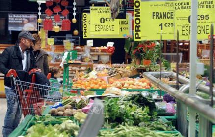 Giá lương thực, thực phẩm thế giới đạt mức cao nhất trong 5 năm