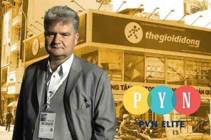Bán cổ phần MWG, PYN Elite đang tìm cổ phiếu để giải ngân