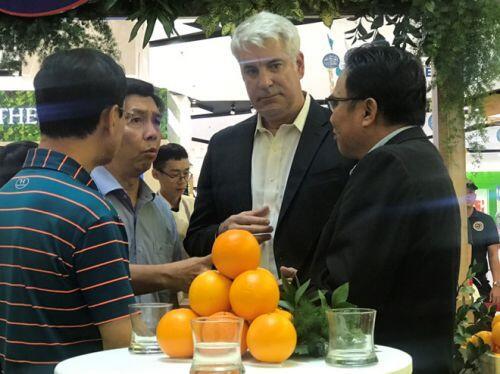 Mỹ là thị trường lớn thứ 2 của trái cây Việt Nam