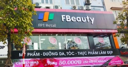 """Thách thức chờ FPT Retail khi """"lấn sân"""" bán mĩ phẩm"""