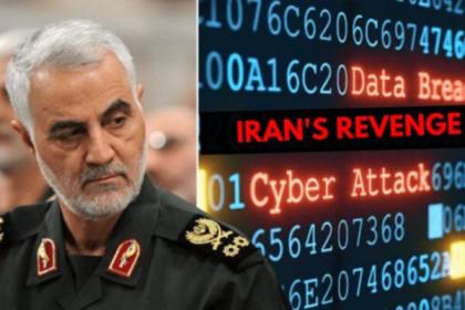 Nguy cơ Iran phát động chiến tranh mạng trả đũa Mỹ