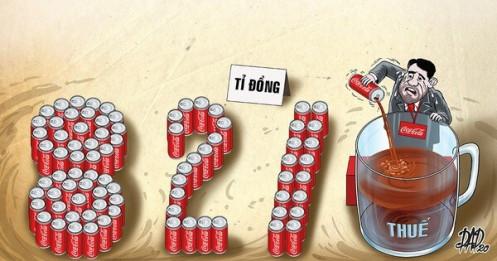 Từ vụ 821 tỉ nợ thuế của Coca-Cola Việt Nam: Chặn các 'ông lớn' trốn thuế