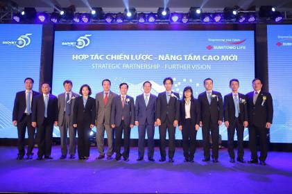 BVH phát hành thành công hơn 41 triệu cổ phiếu cho Sumitomo Life