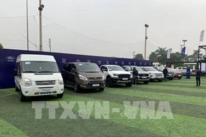 Ford Việt Nam bổ sung trên 80 triệu USD mở rộng sản xuất