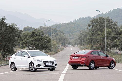 Cập nhật bảng giá xe Hyundai tháng 1/2020