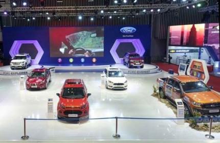 Trong năm 2019, mẫu xe nào của Ford Việt Nam bán chạy nhất?