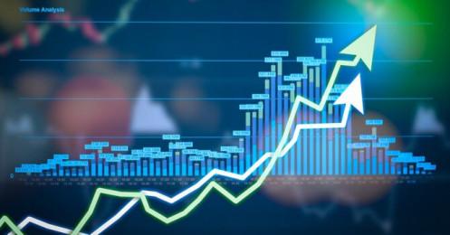Chứng khoán 17/1: VCB, VHM khởi sắc kéo VN-Index tạm tăng 2 điểm