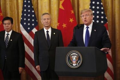 Trung Quốc ký thoả thuận với Mỹ, tìm bệ đỡ an toàn