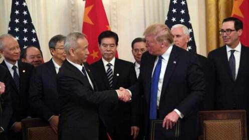 Thỏa thuận Mỹ-Trung giai đoạn 1 có thể đổ vỡ trong 1 năm?