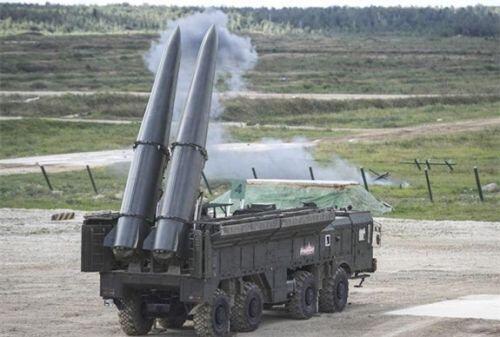 """Tên lửa Iskander-M """"phản chủ"""" lật tẩy Nga vi phạm hiệp ước INF"""