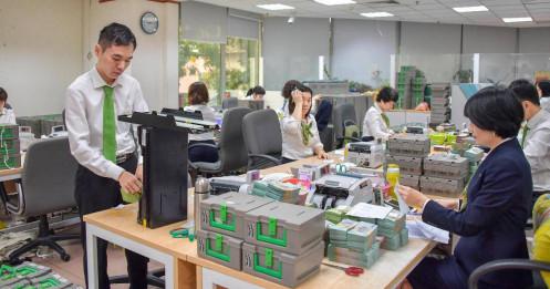 Vietcombank cảnh báo giao dịch gian lận, lừa đảo dịp Tết