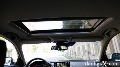 Đánh giá xe Honda Accord 2020: Sedan hạng D rộng rãi, tiện nghi, sang trọng