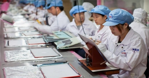 iPad, MacBook có thể 'Made in Vietnam' vì chiến tranh thương mại