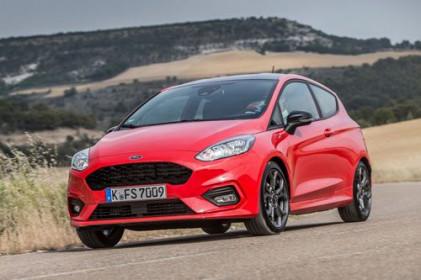 Top 10 ôtô được ưa chuộng nhất Vương quốc Anh: Ford Fiesta dẫn đầu