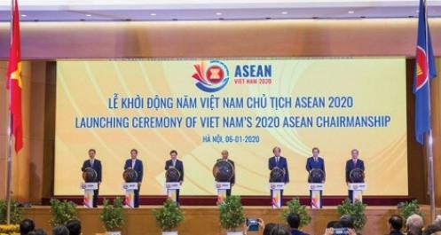 """""""Vai trò kép"""" năm 2020 nâng tầm vị thế Việt Nam"""