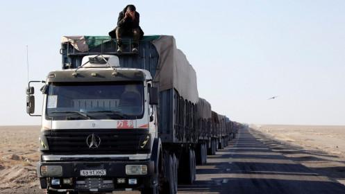 Mông Cổ đóng cửa biên giới với Trung Quốc ngăn vi rút viêm phổi Vũ Hán