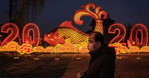 Trung Quốc kéo dài kỳ nghỉ Tết giữa do virus corona hoành hành
