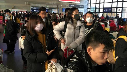 Chuyên gia Trung Quốc: vi rút corona có thể lây ở khoảng cách 2 m