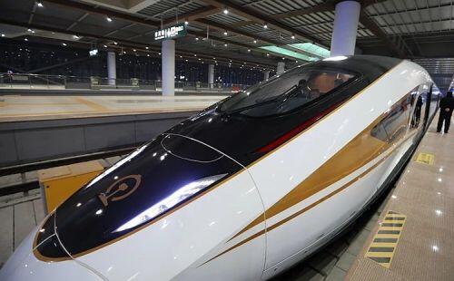 Đường sắt cao tốc nghìn tỷ USD của Trung Quốc
