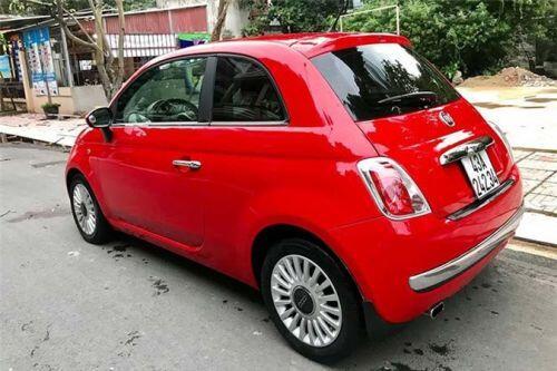 Cận cảnh Fiat 500 2009, xe Ý chỉ 347 triệu tại Việt Nam