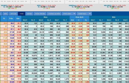 Cổ phiếu lao dốc hàng loạt, VN-Index đầu năm Canh Tý 'bốc hơi' hơn 32 điểm