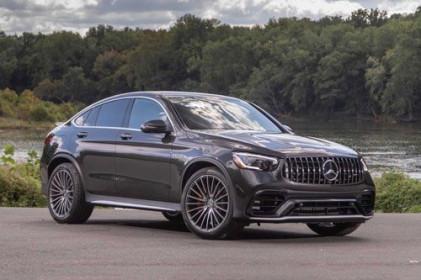 Mercedes-AMG GLC 63S Coupe 2020: Công suất 503 mã lực, giá gần 2 tỷ đồng