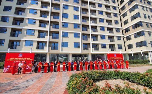 Khởi công xây dựng khu công nghiệp hơn 2.200 tỷ đồng tại Bắc Ninh