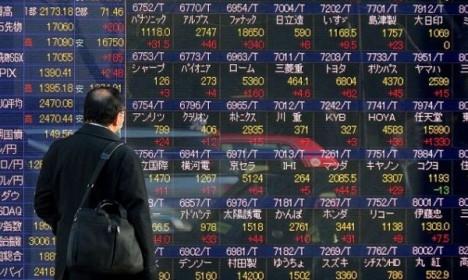 Chứng khoán châu Á phục hồi nhờ số liệu sản xuất Trung Quốc tích cực