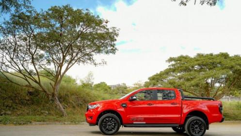 Ford Ranger FX4 2020 máy dầu 2.2L một cầu: Thiết kế năng động, thể thao hơn