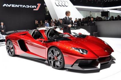 5 sự thật thú vị của siêu xe triệu đô Lamborghini Aventador J