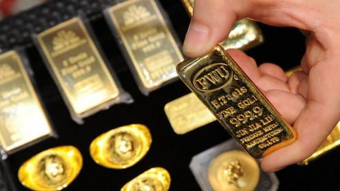 Giá vàng hôm nay ngày 5/2: Giá vàng tiếp tục lao dốc, bốc hơi thêm 300.000 đồng/lượng