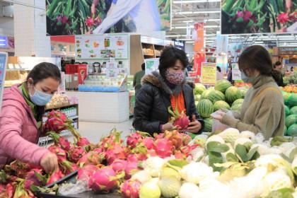 Các siêu thị cam kết cung cấp đủ hàng cho người dân
