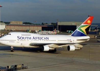 South Afnica Airways sẽ ngừng khai thác hầu hết các chuyến bay nội địa