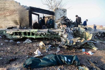 Luật sư Canada đòi Iran bồi thường hơn 1 tỉ USD vụ bắn nhầm máy bay