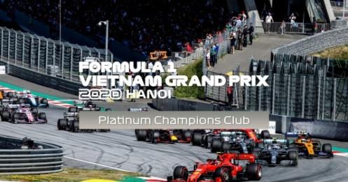 Dịch viêm phổi Vũ Hán có ảnh hưởng đến giải đua xe F1 Việt Nam Grand Prix 2020?