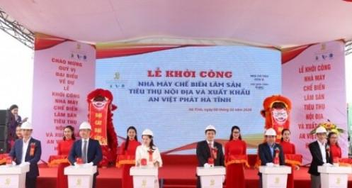 Hà Tĩnh: Thêm một dự án về lĩnh vực chế biến lâm sản nghìn tỷ tại Vũng Áng