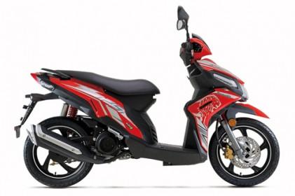 Xe ga 124 phân khối, giá 29,8 triệu tại Việt Nam, cạnh tranh Honda Vision