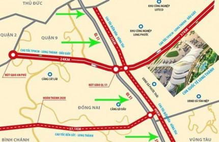 Hơn 9.000 tỷ đồng làm cao tốc Biên Hòa - Vũng Tàu dài 47km